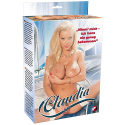 You2Toys Claudia Love Doll