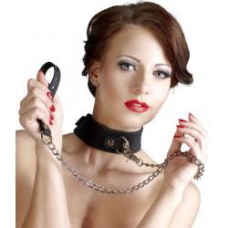Bad Kitty Halsbånd Silikone