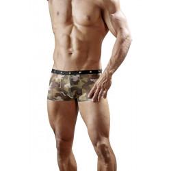 Svenjoyment Transparente Camouflage Pants