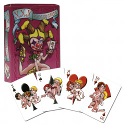 Spillekort Hardcore