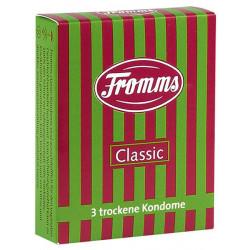 Fromms Dry 3 Kondomer