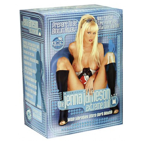 Doc Johnson Jenna Jameson Extreme Doll