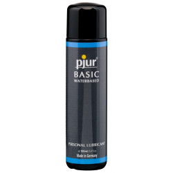 pjur Basic Waterbased Glidecreme 100 ml