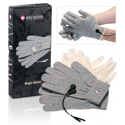 Mystim Magic Gloves Sex Elektro Handsker