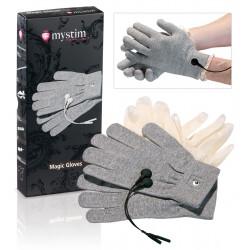 Mystim Magic Gloves Sex Elektro Handsker