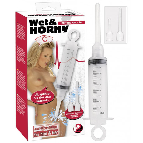 You2Toys Wet & Horny Intim Sprøjte