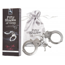 Fifty Shades of Grey You Are Mine Håndjern