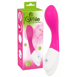 Sweet Smile Opladelig G-Punkts Vibrator