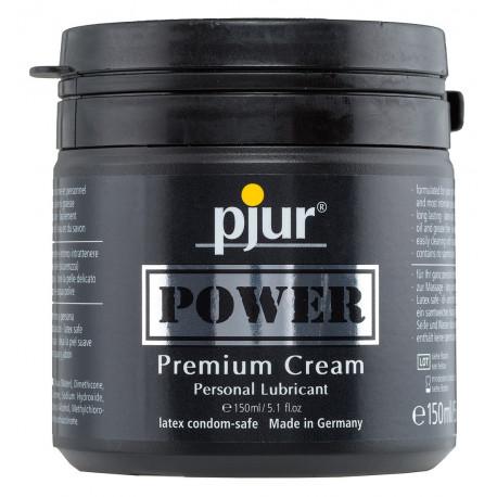 Pjur Power Premium Silikone Glidecreme