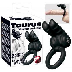 You2Toys Taurus Penisring med Vibrator
