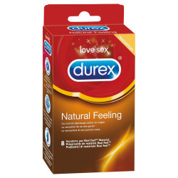 Durex Natural Feeling Kondomer