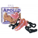 You2Toys Apollo StrapOn Penis Vibrator