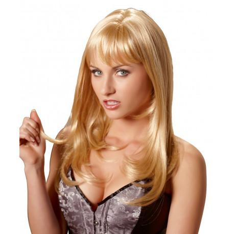Wigged Love Paryk Blond
