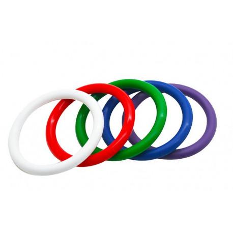 Rainbow Penis Ring Sæt
