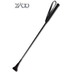 Zado Ridepisk med Læder