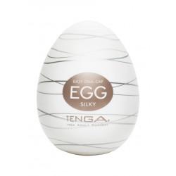 Tenga Egg Onani Håndjob til Mænd