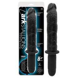 NMC Dark Stallions Vibrating Dong