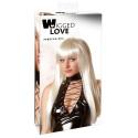 Wigged Love Paryk Platinblond