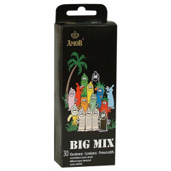 Amor BIG MIX Kondomer