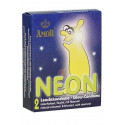 AMOR Neon Selvlysende Kondomer