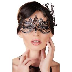Cottelli Metal Maske med Rhinsten