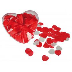 Hearts Badekonfetti i Hjerteform