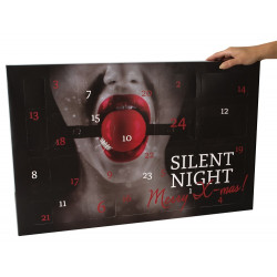 Fetish Julekalender Silent Night XX-Large