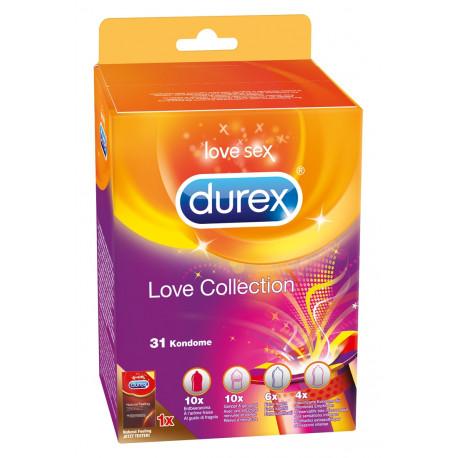 Durex Love Collection Kondomer