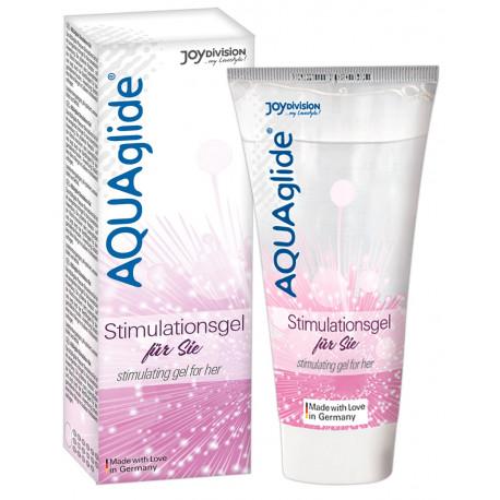 Joydivision Aquaglide Stimulationsgel til Hende
