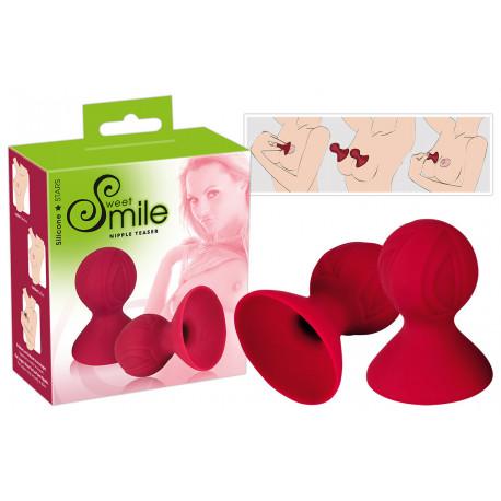 Sweet Smile Silikone Brystvortesugere