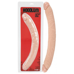 Hoodlum 18 Inch Double Dong Dobbelt Dildo