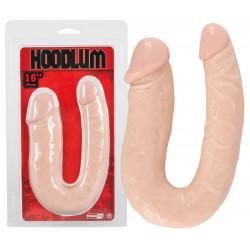 Hoodlum 16 Inch Double Dong Buet Dobbelt Dildo