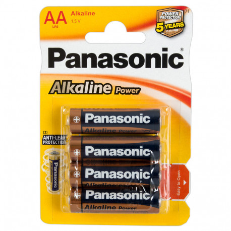 Panasonic Batteri AA