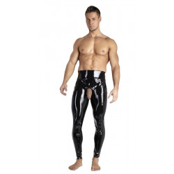 Late X Showmaster Latex Leggings til Mænd