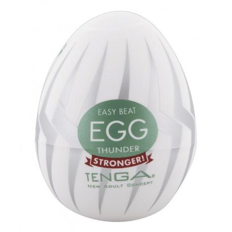 Tenga Egg Stronger Onani Håndjob til Mænd