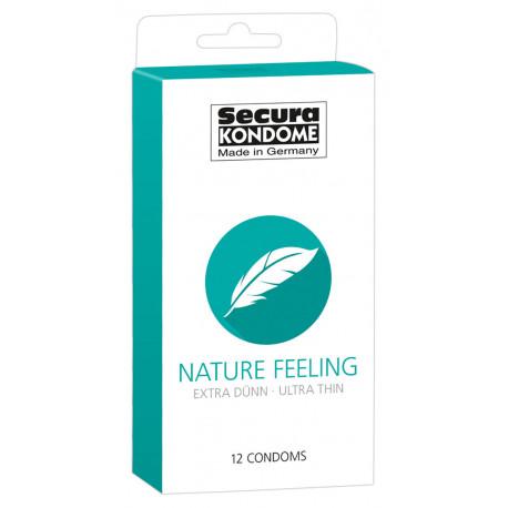 Secura Nature Feeling Tynde Kondomer