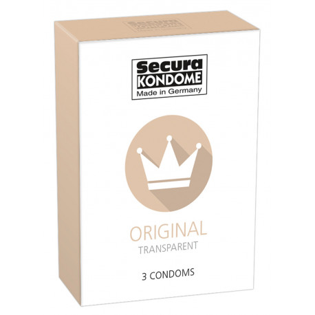 Secura Original Kondomer