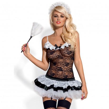 Obsessive Blonde Stuepige Kostume