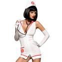 Obsessive Emergency Sygeplejerske Kostume