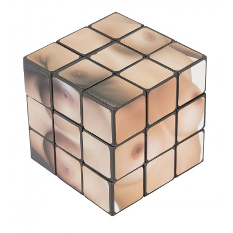 Boob Cube Rubiks Terning med Bryster