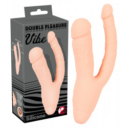 You2Toys Double Pleasure Silikone Vibrator