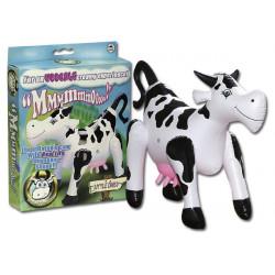 Daisy Mmmoooo Cow Oppustelig Ko