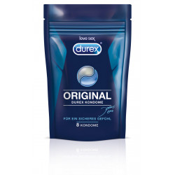 Durex Original Kondomer