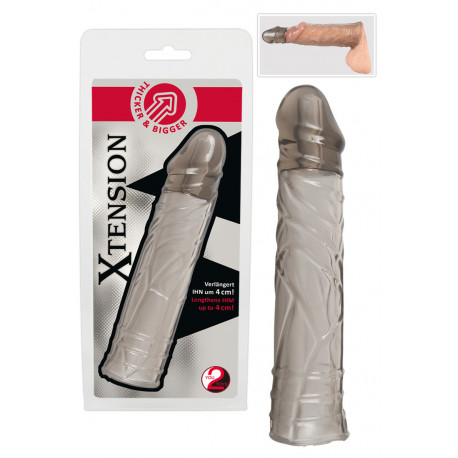 You2Toys Realistisk Penis Extension Sleeve