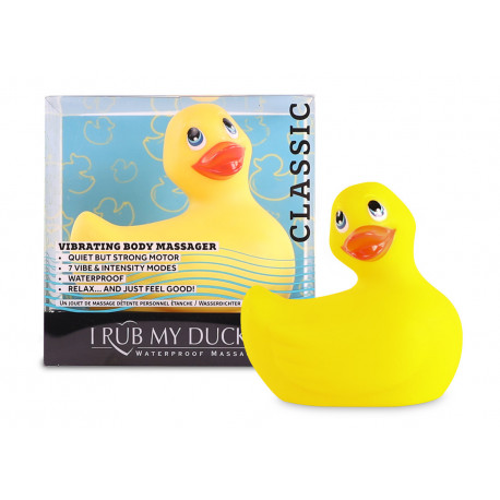 I Rub My Duckie 2.0 Classic MINI Vibrator