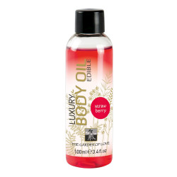 HOT Shiatsu Massage Body Oil 100 ml