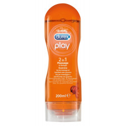 Durex Play 2in1 Guarana Massage- og Glidecreme