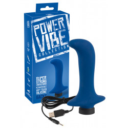 You2Toys Power Vibe Backy Opladelig Prostata Vibrator