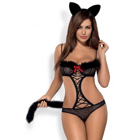 Obsessive Leo Set Katte Kostume