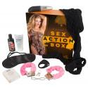 Sex Action Box Sexlegetøj Pakke til Par